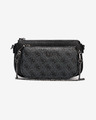 Guess Mika Double Pouch Crossbody táska