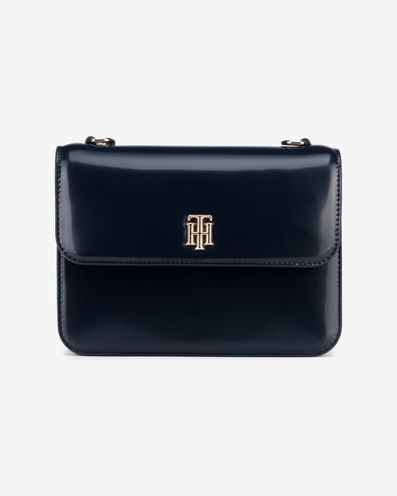 Tommy Hilfiger Monogram Plaque Crossbody táska