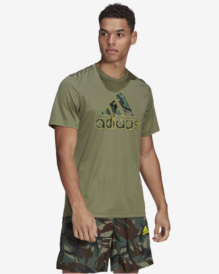 adidas Performance Designed 2 Move Camouflage Póló