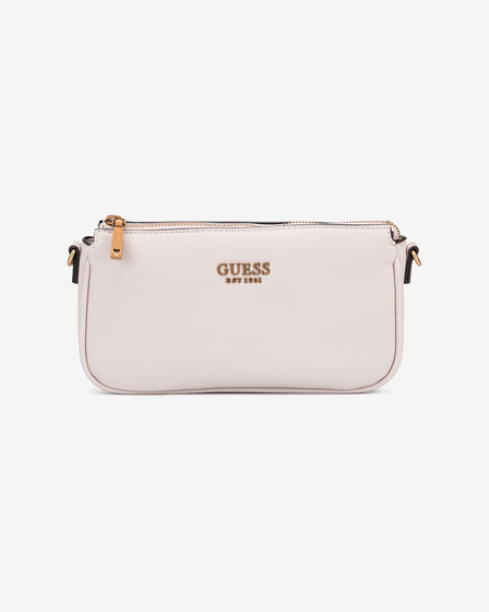 Guess Mika Double Crossbody táska