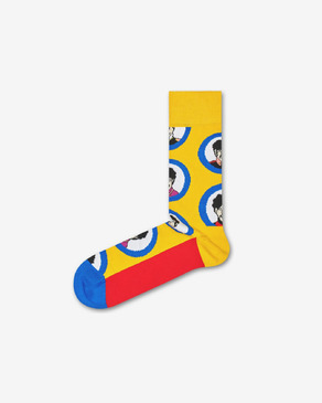 Happy Socks The Beatles Portrait Zokni